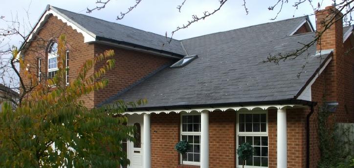 roofline design gallery in knaresborough pictures of installations of fascias knaresborough - Roof Line Designs